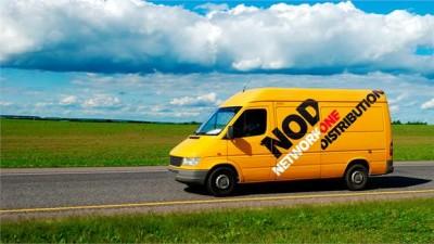 NOD - Rebranding (brading de autoturism)