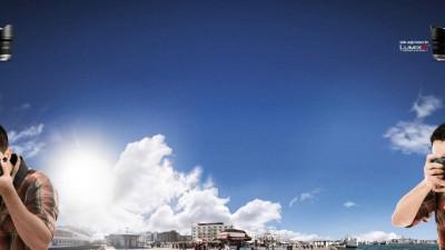 Panasonic Wide-angle Lenses - Harbour