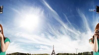 Panasonic Wide-angle Lenses - Paris