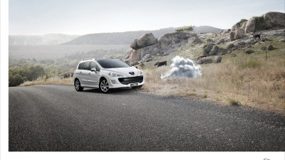 Peugeot 308 Touring - Cloud