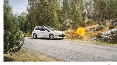 Peugeot 308 Touring - Sun