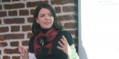 [Training IQads Kadett] Maria Dinu despre coaching-ul de cariera