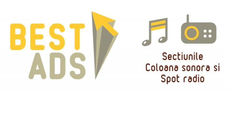[BestAds 2011] Etapa de nominalizari pentru sectiunile Coloana sonora si Spot radio