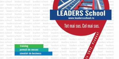 Programul de leadership si antreprenoriat Leaders School continua in 2012