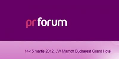 3 invitati internationali din Londra si Bruxelles vin la PR Forum 2012