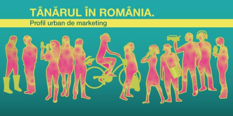 """Se lanseaza """"Tanarul in Romania. Profil urban de marketing"""", studiu de cercetare despre tinerii de 14-21 ani din Romania"""