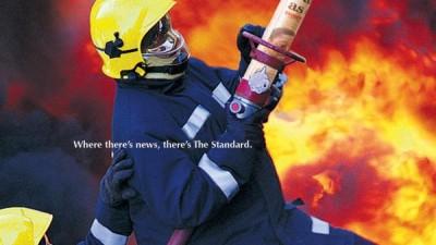 The Standard - Fire