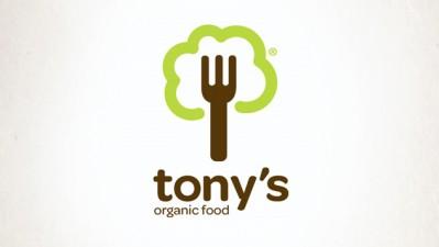 Tony's organic food - Logo