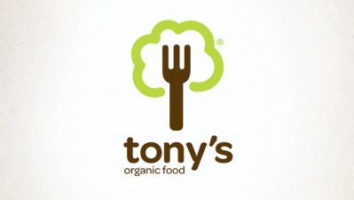 Tony's organic food - Logo