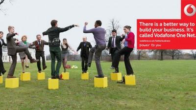 Vodafone London - Pots