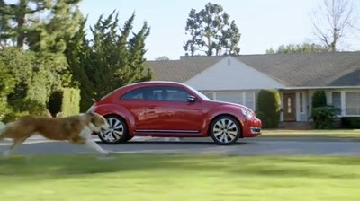 Volkswagen - The dog strikes back