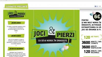 Website: Jocisipierzi.ro - Homepage