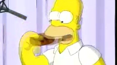 Burger King - Homer Simpson