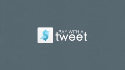 "Case Study: Innovative Thunder - Idea ""Pay with a tweet"""