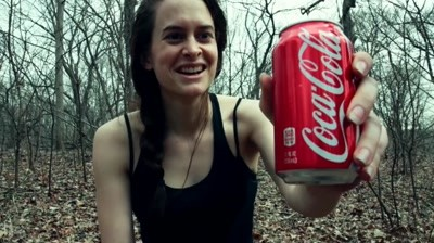 Coca-Cola - Hunger Games (spoof)