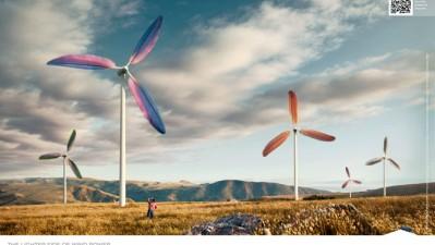 Dow - Wind turbines