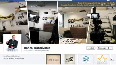 Facebook: Banca Transilvania - Timeline