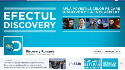 Facebook: Discovery - Timeline
