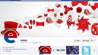 Facebook: Emag - Timeline