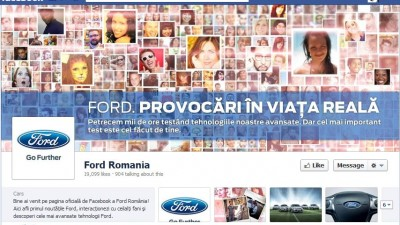 Facebook: Ford - Timeline