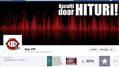 Facebook: Kiss FM - Timeline