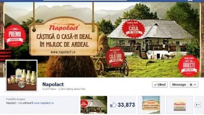 Facebook: Napolact - Timeline