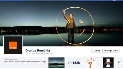 Facebook: Orange - Timeline