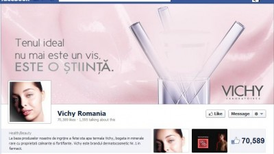 Facebook: Vichy - Timeline