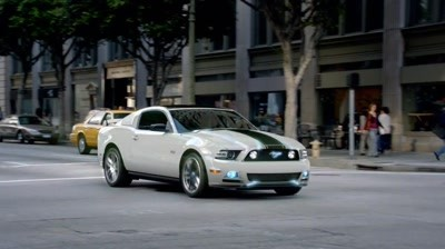 Ford Mustang - The new 2013 Mustang