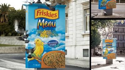 Friskies - Citylight