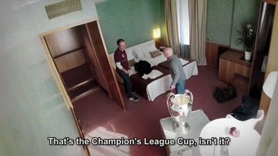 Heineken - UEFA Champions League Trophy Tour 2012