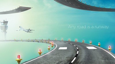 Impuls Shoes and Clothing - Any Road is a Runway, Highway
