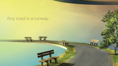 Impuls Shoes and Clothing - Any Road is a Runway, Park