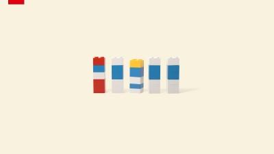 Lego - The Smurf