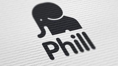 Phill - Logo