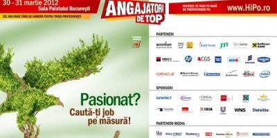Peste 3000 de oportunitati la Targul de cariera Angajatori de TOP