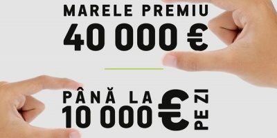 "Cosmote promoveaza optiunea MINI prin campania promotionala ""Activezi si castigi!"""
