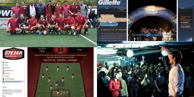 5 proiecte creative de PR de la Bogdan Theodor Olteanu, Mircea Tomescu, Ana Treaba si Catrinel Burghelea