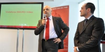 Vodafone a echipat 100 de ambulante SMURD cu echipament video conectat la broadband