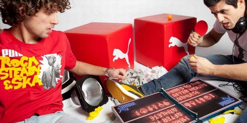 PUMA, primul brand cu post de radio romanesc online