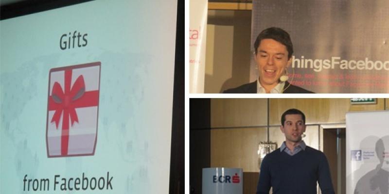 Noutati de la Facebook prezentate de 3 manageri la conferinta _AllThingsFacebook