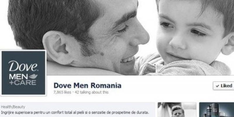 40 de design-uri de Timeline pentru paginile din Romania ale brandurilor