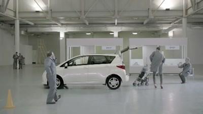 Toyota - Easy flat