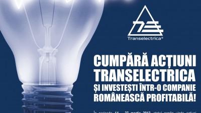 Transelectrica - Actiuni Transelectrica