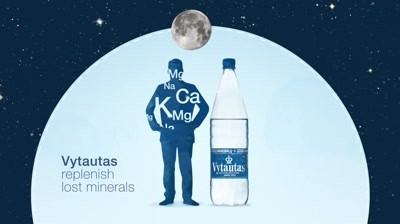 Vytautas Mineral Water - The Legend