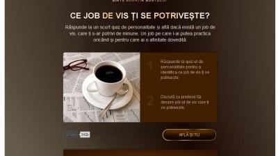 Aplicatie de Facebook: Doncafe - Job Predictor