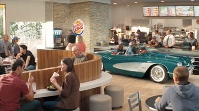Burger King - Jay Leno