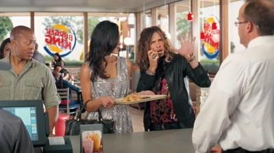 Burger King - Steven Tyler