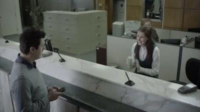Canadian Film Festival - Bank teller