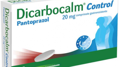 Dicarbocalm Control - Packaging